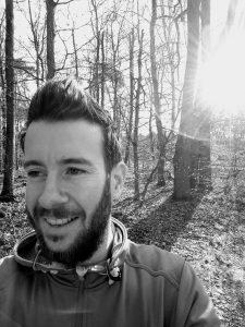 Am liebsten renne ich wie ein Blöder durch den Wald