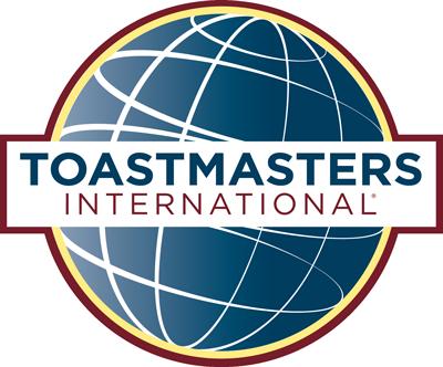 Logo der Toastmasters
